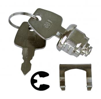 Zámek pro pokladní zásuvku mikro EK-300x, 2 klíče, 3 polohy
