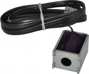 Elektromagnet 5V/1A pro pokladní zásuvku EK-300