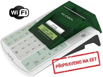 Pokladna Euro-50TEi Mini Wi-Fi s novým firmware 3.033, POUŽITÁ  - 1