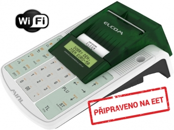 Elcom Euro-50TEi Mini Wi-Fi s novým firmware  - 1