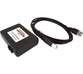 Ethernet TCP/IP adaptér pro pokladní zásuvku  - 1