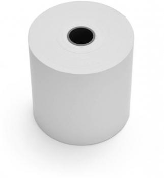 Kotouček termopapíru šíře 57 mm / průměr 40 mm (55 g/m2)