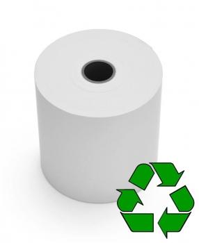 Kotouček recyklovat. termopapíru šíře 80mm/průměr 80mm - BPA free