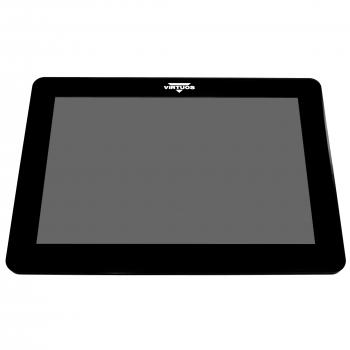 """Druhý LCD LED 10"""" pro XPOS, šedý  - 1"""