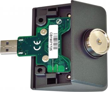 Čtečka iButtonů pro XPOS + 5 klíčů, USB, šedá  - 1