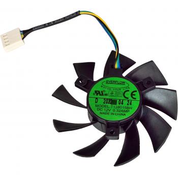 Ventilátor pro AerPOS 9617 / AP-3615 (mainboard H61)  - 1