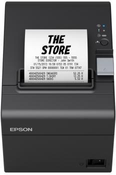 Tiskárna EPSON TM-T20III, řezačka, USB + LAN, možnost Wi-Fi dongle (C31CH51012)  - 1