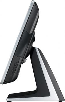 """AerPOS PP-9635CV, 15"""" LCD LED 350, 4GB RAM, kapacitní, bez rámečku, černý  - 2"""