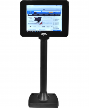 8'' LCD barevný zákaz. displej Virtuos SD800, USB - DOPRODEJ  - 2