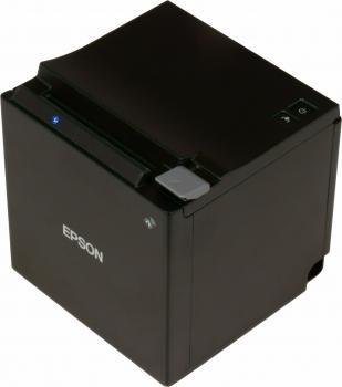 Tiskárna Epson TM-M30, Ethernet + BT, zdroj, černá  - 2