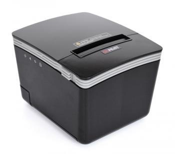 Tiskárna OKPRiNT PRP-300, termální, USB + serial + LAN, černá  - 2