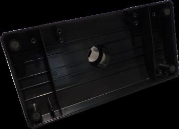 Plastový podstavec pro LCD a VFD displeje Virtuos, černý  - 2