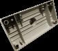 Plastový podstavec pro LCD a VFD displeje Virtuos, béžový - 2/2