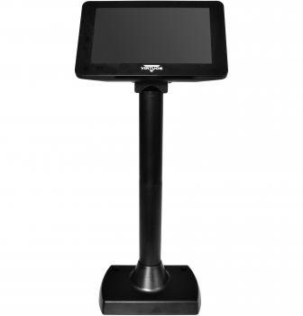 """7"""" LCD barevný zákaznický displej Virtuos SD700F, USB, černý  - 2"""