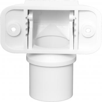 Plastový kloub pro displeje Virtuos FV-2030W a FL-2025MB, bílý  - 2