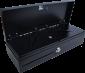 Pokladní zásuvka flip-top FT-460V-RJ10P10C, bez kabelu, se zam. krytem, černá - 2/6