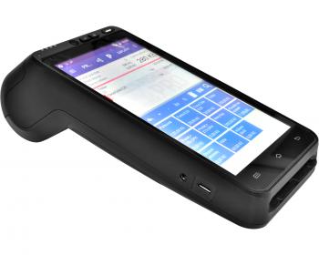 Platební terminál FiskalPRO A8, 4G, LTE, WiFi, BlueTooth, micro USB  - 2