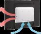 """AerPOS PP-8642CV, 22"""" LCD LED 300, i3, 4GB RAM, kapacitní, bez rámečku - 2/6"""