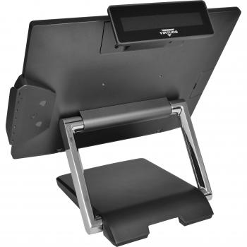 LCD displej zákaznický LCM 20x2 pro XPOS, černý  - 2