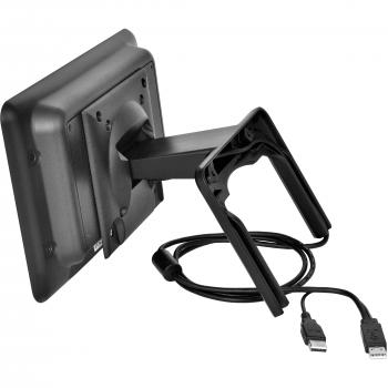 "Druhý LCD LED 10,1"" Virtuos SD1010R, USB + držák AerARM  - 2"
