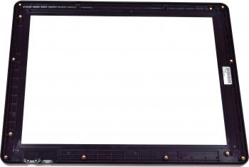 Náhradní plastový rámeček + LED button dotykové plochy pro rámečkový AerPOS  - 2