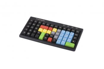 Programovatelná klávesnice Preh MCI60, USB, černá  - 2