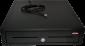 Pokladní zásuvka S-410 - s kabelem, pořadač 4/8, 24V, matná černá - 2/7
