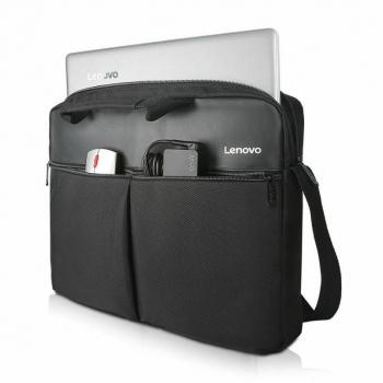 "Brašna na 15,6"" notebook Lenovo Simple Toploader T1050, šedá  - 2"