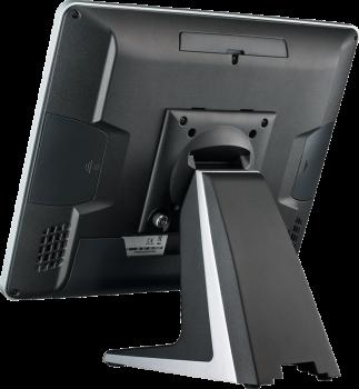 """AerPOS PP-9635BV,15""""LCD LED350, 2GB RAM, bez rámečku, černý, BAZAR  - 3"""