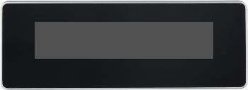 LCD displej zákaznický LCM 20x2 pro AerPOS, černý  - 3