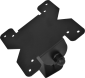 Virtuos Pole - Podpůrný držák pro VESA včetně ramena - 3/4