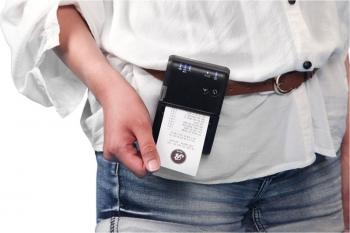 Mobilní tiskárna EPSON TM-P20: Receipt, BTi, Cradle, Adapter, EU  - 3