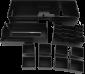 Kovový pořadač s výměnnými mincovníky 6/8 pro FT-460xx, SK-500(B) - 3/4
