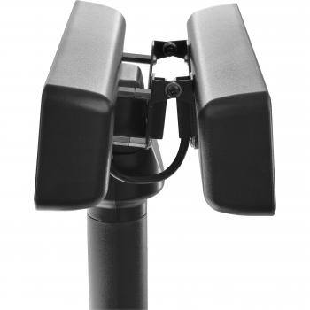 Sestava dvou VFD zákaznických displejů FV-2030B USB + držák 75 x 25  - 3