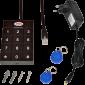 RFID 125 kHz adaptér s klávesnicí pro pokladní zásuvky Virtuos 24V - 3/3