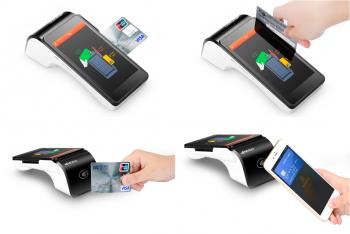 Platební terminál FiskalPRO N3, 4G, LTE, WiFi, BlueTooth, micro USB  - 3