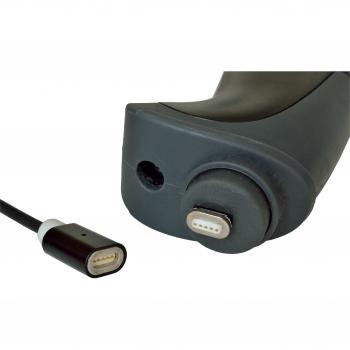 Datový kabel micro USB, magnetický, nabíjecí, 1,8 m  - 3