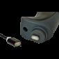 Datový kabel micro USB, magnetický, nabíjecí, 1,8 m - 3/4