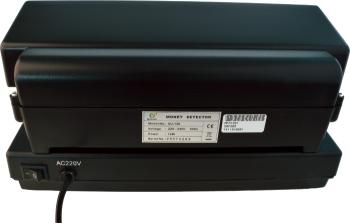 Detektor padělků bankovek DBF 200-B, UV+WL+MG  - 3
