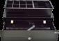 Pokladní zásuvka SK-500B-RJ10P10C, bez kabelu, pořadač 8/8, černá - 3/7