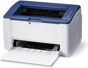 ČB laserová tiskárna Xerox Phaser 3020V/BI, A4, USB + WiFi - ROZBALENO  - 3