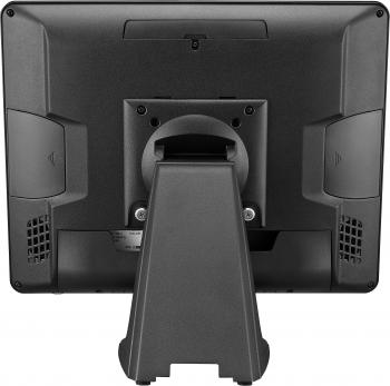 "AerPOS PP-9635AV, 15"", 4GB, 120GB SSD, Win 10 IoT, rámeček, černý  - 4"