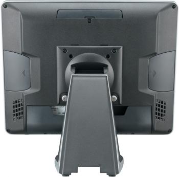 """AerPOS PP-9635CV, 15"""" LCD LED 350, 4GB RAM, kapacitní, bez rámečku, černý  - 4"""