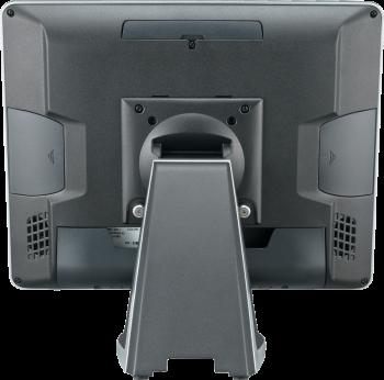 """AerPOS PP-9635BV,15""""LCD LED350, 2GB RAM, bez rámečku, černý, BAZAR  - 4"""