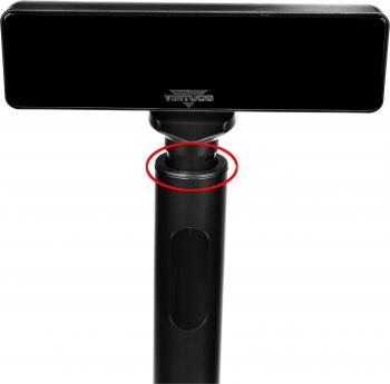 Virtuos Pole - Redukce pro zákaznický displej  - 4