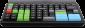 Programovatelná klávesnice Preh MCI84, USB, černá - 4/4