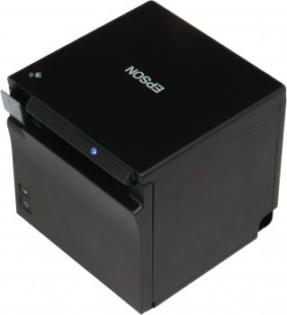Tiskárna Epson TM-M30, Ethernet + BT, zdroj, černá  - 4