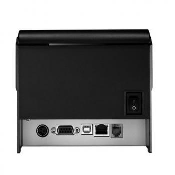 Tiskárna, OKPRINT 250CL, USB/RS-232/Ethernet, černá  - 4