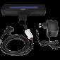 LCD zákaznický displej Virtuos FL-2025MB 2x20, serial, černý - 4/7