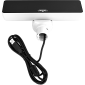 VFD zákaznický displej Virtuos FV-2030W 2x20 9mm, USB, bílý - 4/7